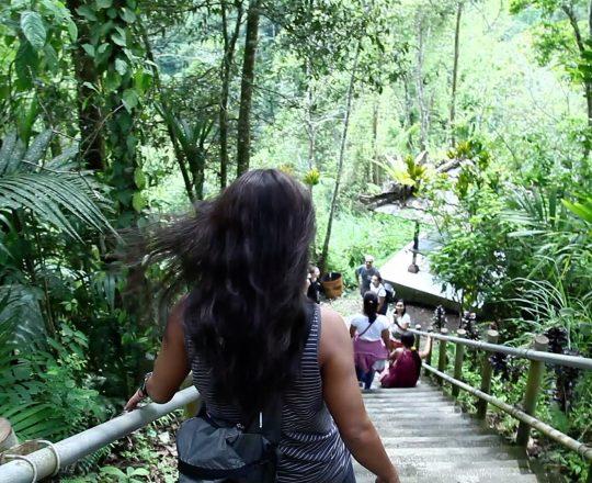 Air Terjun Nungnung Bali